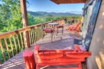 Wrap Around Deck with Beautiful Views