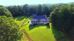 Sautee Valley View - Exquisite Country Home with gorgeous views of Historic Sautee Valley and Lynch Mountain
