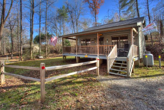 Two Bedroom Cabin Rentals in Helen, GA | Pinnacle Cabin Rentals