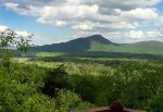 Enjoy a game or two of pool on the regulation size table.