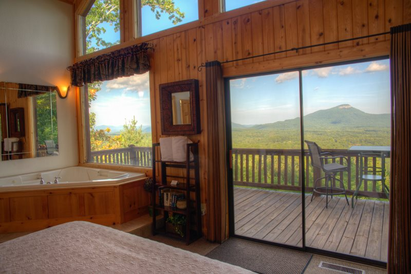 1 Bedroom Helen Ga Vacation Cabin Rental Bella Vista 2