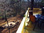 Another view of Amy`s Creek