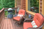 Large kitchen with stainless steel appliances
