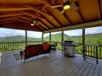 Fireside Bluff - Covered Deck w/ Outdoor Seating