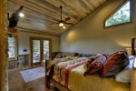 Crow`s Nest - Upper Level Private Deck