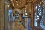 Hothouse Hideaway - Fully Equipped Kitchen