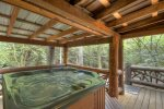 Hothouse Hideaway - Hot Tub