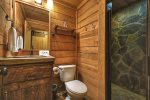 Hothouse Hideaway - Full Master Bathroom