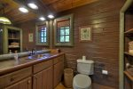 Tippy Canoe - 3rd Level Bathroom