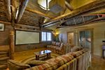 Tippy Canoe - Upper Level Home Theater