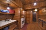 Tippy Canoe - Laundry Room