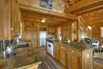 Mountain Sunset - Fully Equipped Kitchen