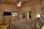 Altitude Adjustment - Upper Level Queen Bedroom