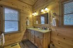 Altitude Adjustment - Upper Level Bathroom