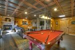Grand Mountain Lodge - Game Room