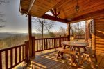 Grand Mountain Lodge - Deck w/ Outdoor Seating