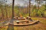Grand Mountain Lodge - Fire Pit