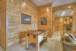 When in Rome - Lower Deck Seating Area with Lake View
