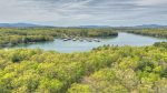 When in Rome - Aerial View of Lake