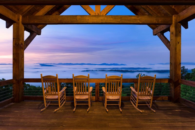 Skys The Limit In Mineral Bluff North Ga Cabin Rental
