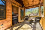 Big Creek Cabin - Private Deck Access
