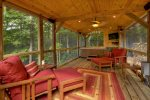 Toccoa Mist - Screened-In Porch w/ Hot Tub