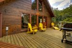 Toccoa Mist - Deck w/ Outdoor Seating