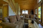 Toccoa Mist - Plush Living Room Seating