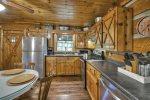 Beary Cozy - Fully Equipped Kitchen