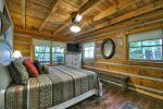 Beary Cozy - Upper Level Queen Loft