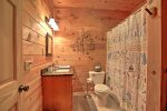 Down Time - Lower Level Private Bathroom