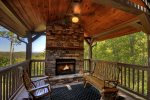 Elevation 2020 - Outdoor Fireplace