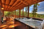 Point of View - Hot Tub