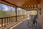 Dancing Trees - Porch w/ Outdoor Seating