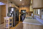 Dancing Trees - Fully Equipped Kitchen