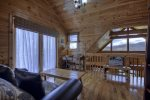 Bearing Haus - Upper Level Loft w/ Private Deck Access