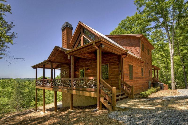 Hooked On A Feeling In Blue Ridge North Ga Cabin Rental
