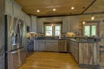 Vista Rustica - Fully Equipped Kitchen