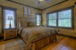 Vista Rustica -  Entry Level Queen Bedroom