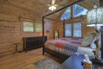 Clearwater Crossing - Upper Level King Master Bedroom