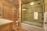 Clearwater Crossing - Entry Level Bathroom
