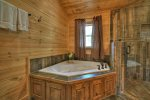 Just Aska Bear - Upper Master Full Bathroom