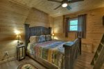 Just Aska Bear - Lower King Bedroom with Bunk Beds
