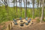 Just Aska Bear - Outdoor Fire Pit