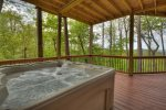 Just Aska Bear - Lower Deck Hot Tub