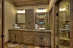 Hidden Escape - Private Master Bathroom