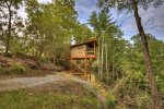 3 Peaks - Lower Level King Bedroom