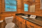 Tall Timber Cove - Main Level Full Bathroom