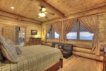 Long Mountain Lodge - Entry Level Queen Bedroom