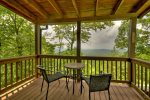 Sunset Ridge - Upper Level Private Deck
